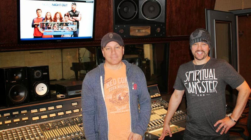 Criminal Minds - 10 Questions with Composers Marc & Steffan Fantini