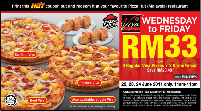 Pizza hut coupons june 2019