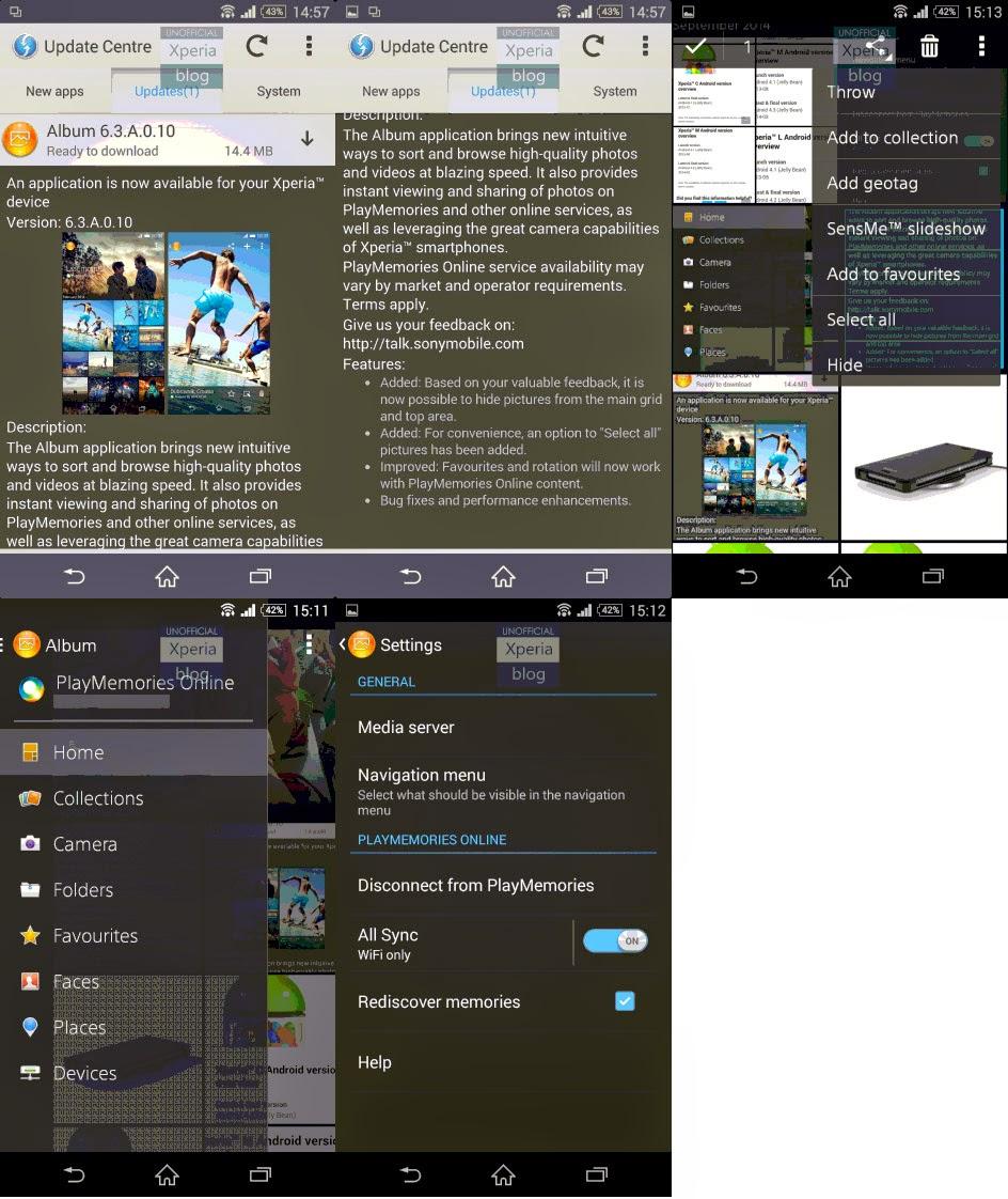"""Upate Terbaru Aplikasi """"Sony Ambum"""", sudah? jika belum Update Sekarang!"""