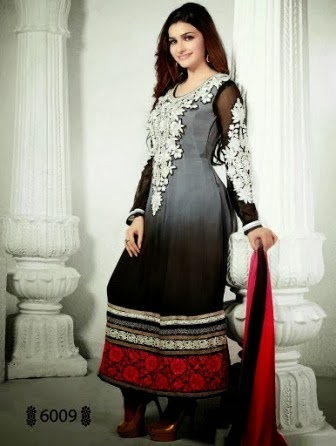 Anarkali Embroidered long Forks