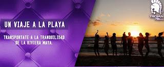 concurso promocion trojan mexico 2013 gana viaje premios riviera maya playaboletos teatro concierto cine estereos para carro auto relojes