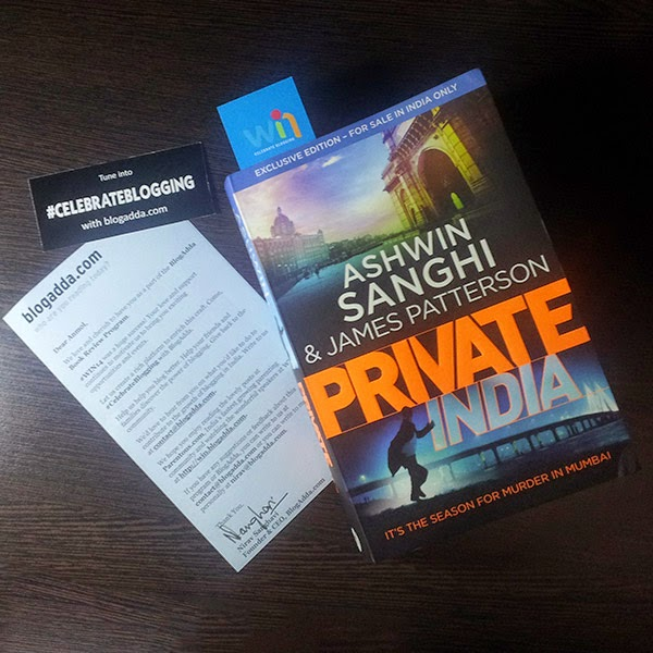 Private India Review Copy by BlogAdda: Day 33 of 100 Happy Days Challenge