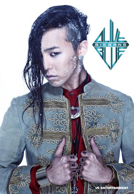 G-Dragon Teaser BigBang