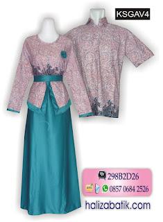 085706842526 INDOSAT, Motif Batik Pekalongan, Model Baju Batik Masa Kini, Baju Muslim, KSGAV4