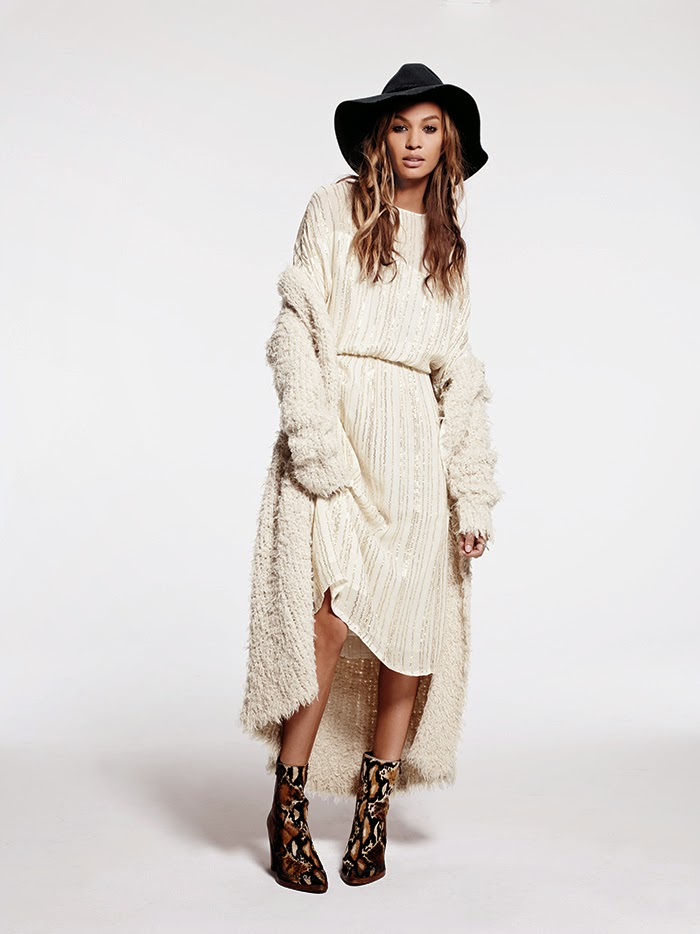 Free Peoples Magalog: 'The August Issue'‏