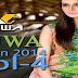 Ajwa Chiffon Lawn Summer Dresses 2014 Catalog Volume 4   Unique Crinkle Chiffon Lawn Collection 2014