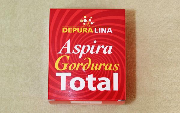 Depuralina Aspira Gorduras Total Review
