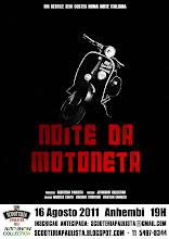 NOITE DA MOTONETA