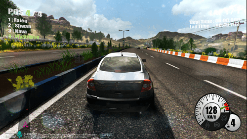 Shofer Race Driver Full Crack Reloaded  1