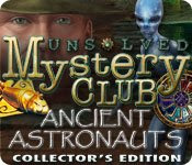 Unsolved Mystery Club Ancient Astronauts Collectors Edition V1.5470.203-TE