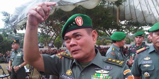 TNI AD Utamakan Senjata Produk Lokal