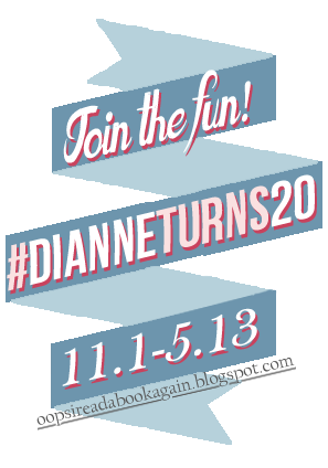 Join Dianne's 20th Birthday Giveaway!
