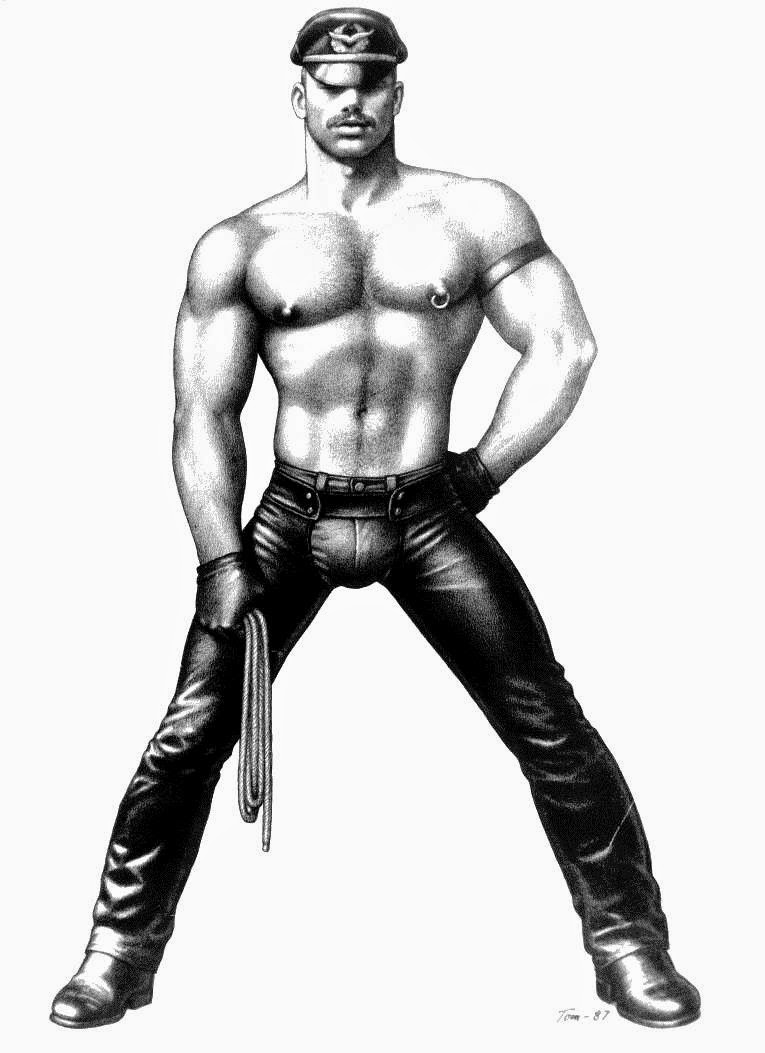 Touko Laaksonen AKA Tom of Finland