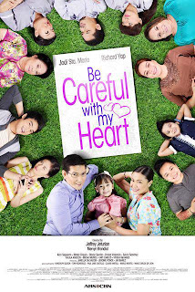 Be Careful with my Heart is a 2012 Philippine daytime television drama featuring Jodi Sta. Maria and Richard Yap. It was premiered on July 9, 2012 on ABS-CBN airing before...