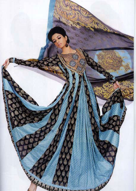 Asim Jofa Fashion Party Wear Dress
