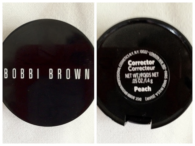 Bobbi Brown, Bobbi brown make up, bobbi brown corrector, bobby brown creamy corrector and concealer, bobby brown corrector and concealer, bobby brown, concealer, peach, debenhams, duty free, house of frasier, john lewis