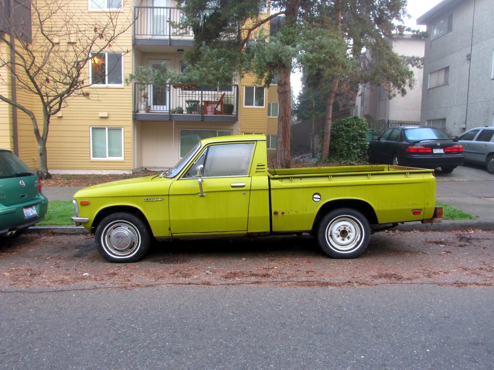 seattle\u0027s classics 1973 chevrolet luv pickup1973 chevrolet luv pickup