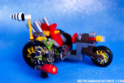 World of Warcraft Megabloks Goblin Trike
