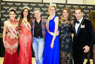 Ganadoras de la final Certamen Mrs. 30 Spain