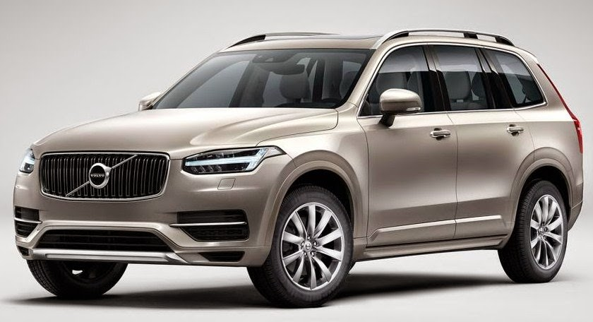 Upcoming Cars 2015: 2015 Volvo XC90 D5 Specs Performance Review