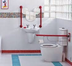 Kids bathrom fun color