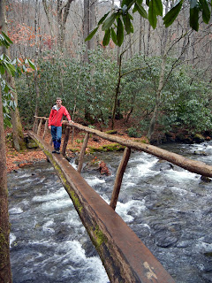 Bradley Fork Creek in the Great Smoky Mountains National Park