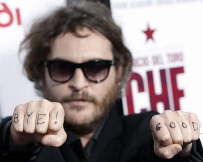 Joaquin Phoenix Divalicious Male Celebrity