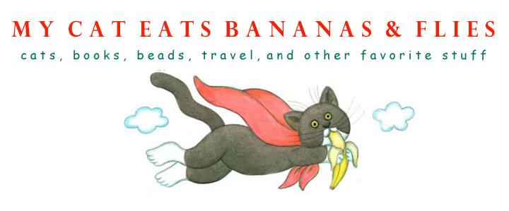 my cat eats bananas and flies