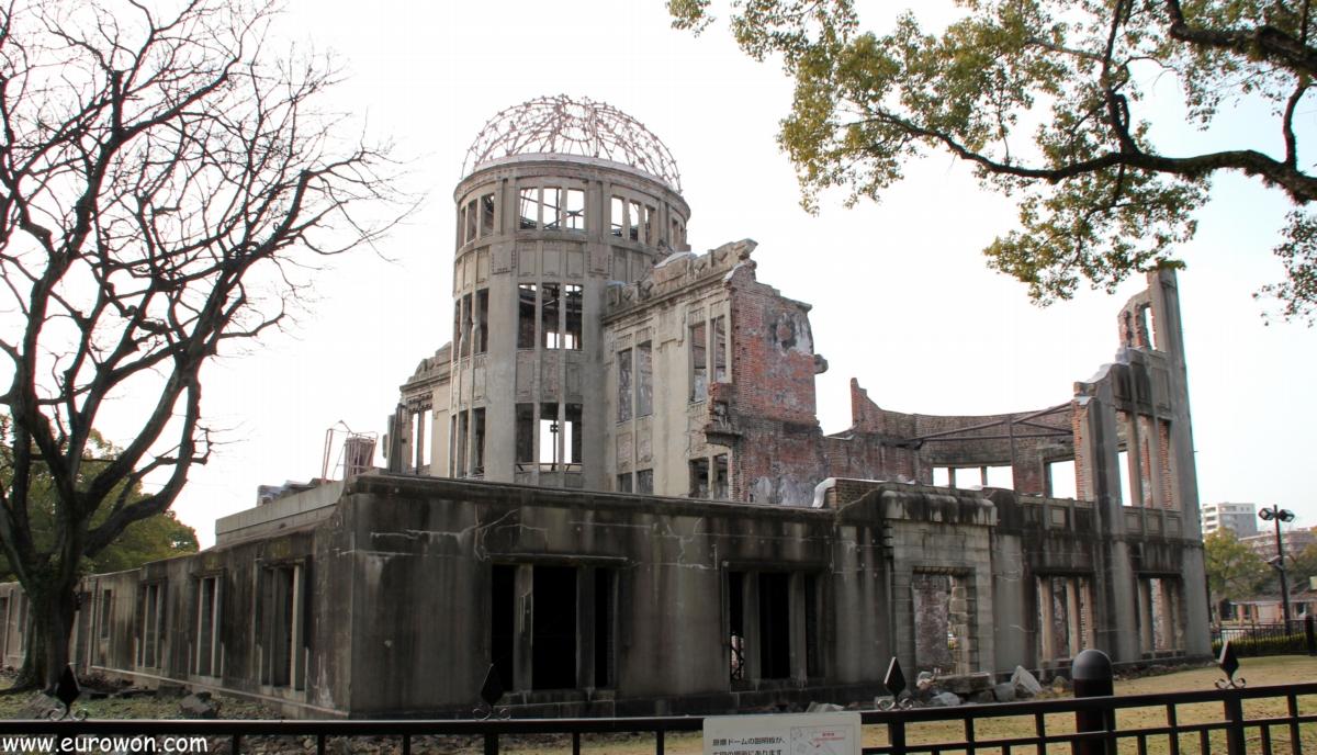 Cúpula Genbaku de Hiroshima