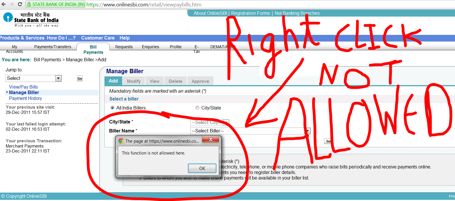 delphi fans, delphi programming: Enable right click on restricted ...