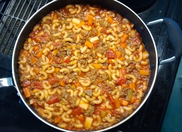 ... Style! (aka Org This): Quick Pantry Goulash and Easy Chili-Mac Recipes
