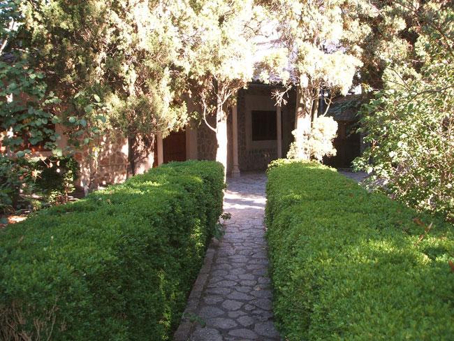 Jardines de valldemossa mallorca paisaje libre for Jardines mallorca
