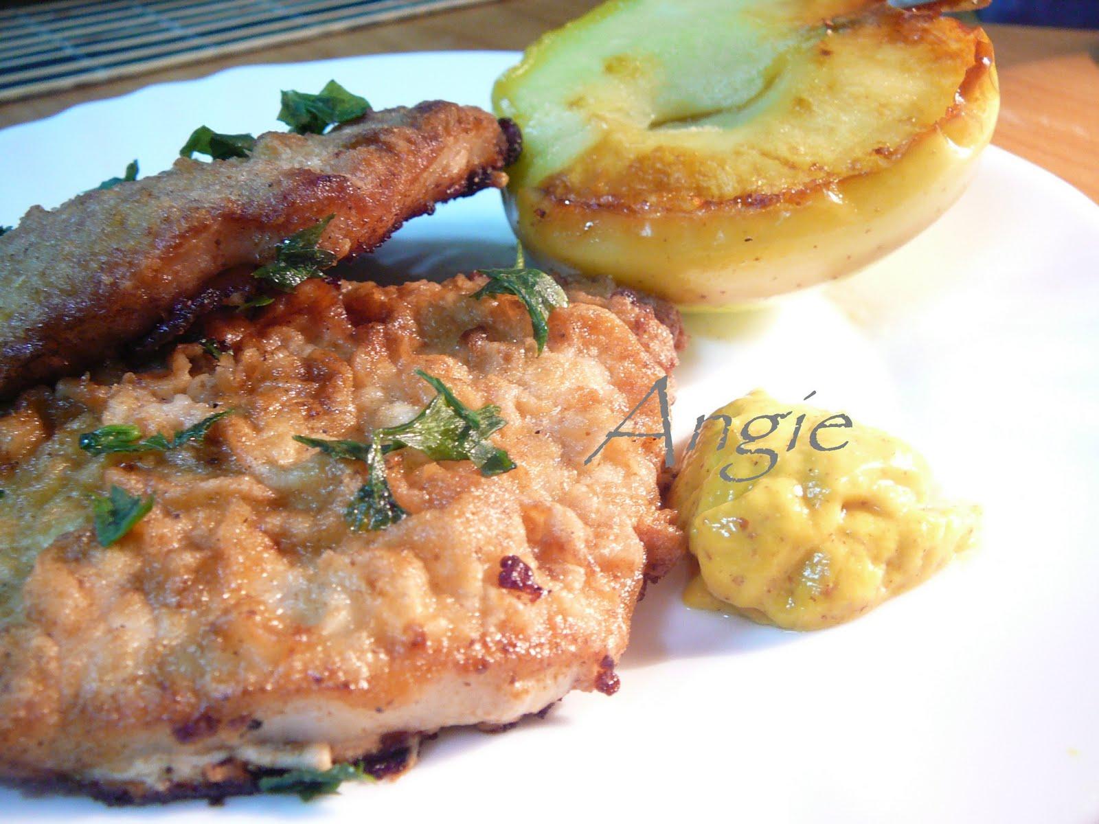 La bonne cuisine de angie muschiulet de porc cu mere for La bonne cuisine