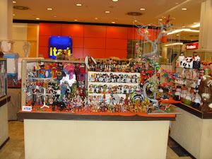 Esposição Shopping D - novembro 2011