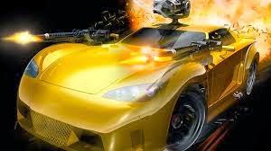 Benzin Yedek Parça Almalı Araba Oyunu