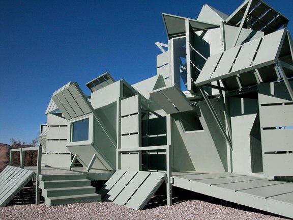 Les milles et une combinaisons du modulaire fanny roger for Architecture modulaire