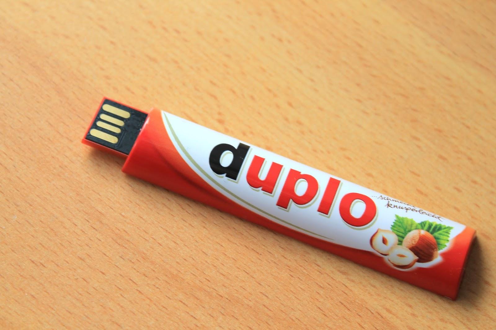 Duplo USB-Stick Ferrero Lovebrands