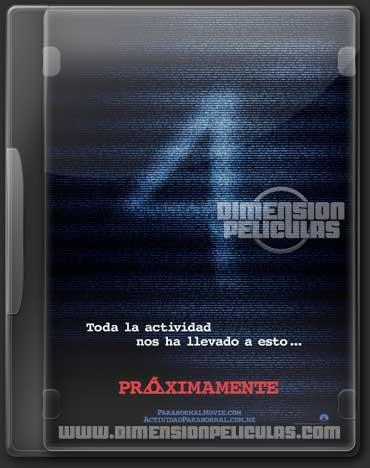 Actividad Paranormal 4 (BRRip HD Español Latino) (2012)