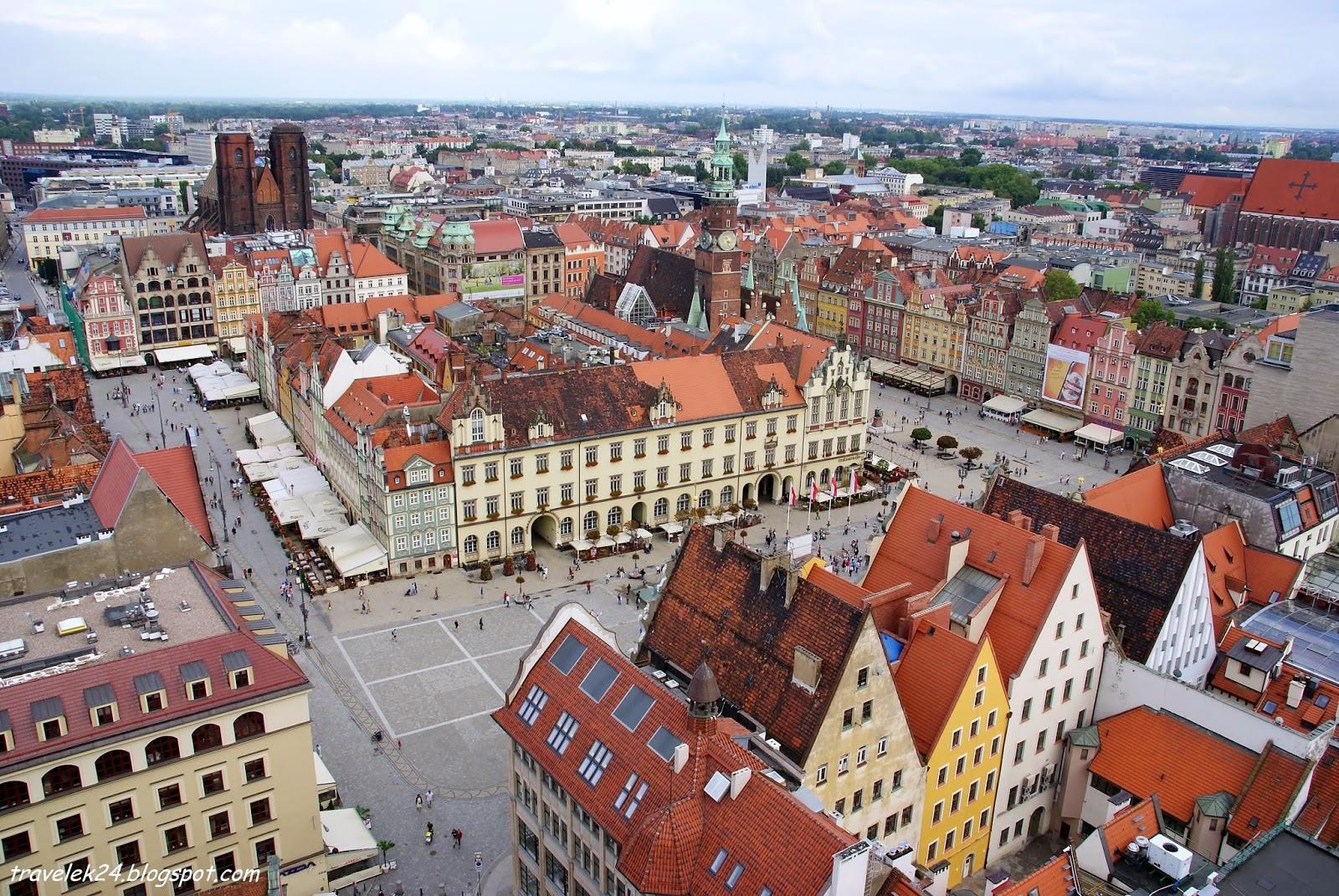 Wrocław, Stare Miasto
