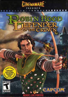 Download Robin Hood Defender Of The Crown PC Game Free