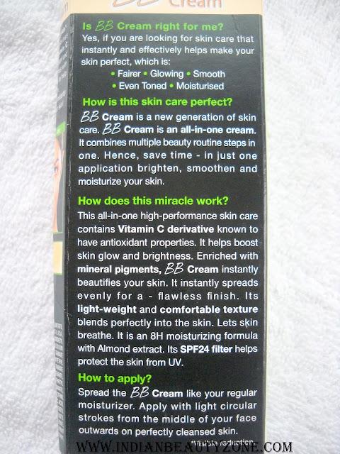 Garnier Skin Naturals Miracle Skin Perfector Bb Cream Gm