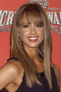 Hairstyles with Fringe - Girls Fringe Hairstyle Trends for 2012