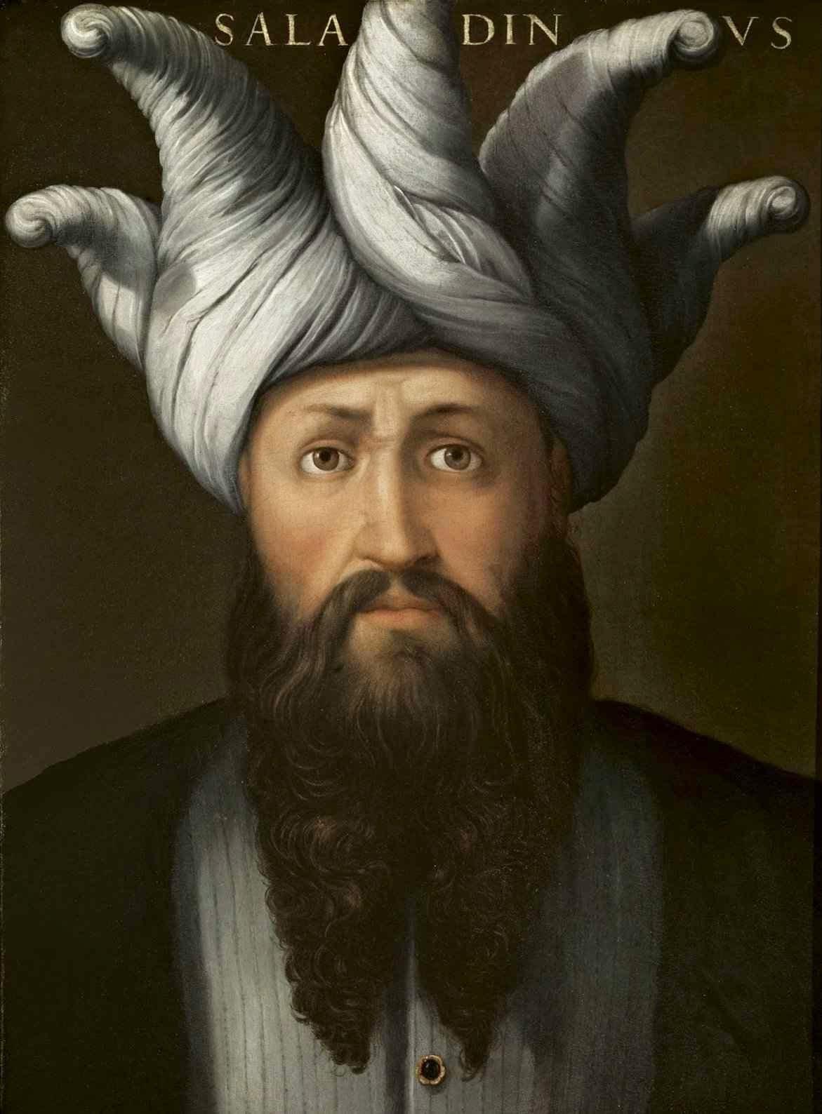 Saladino. A propaganda anticatólica contra as Cruzadas omite os cruéis crimes praticados pelos muçulmanos.