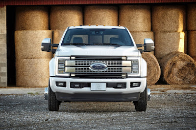 The 2017 Ford Super Duty Will Dominate the Heavy-Duty Pickup Segment