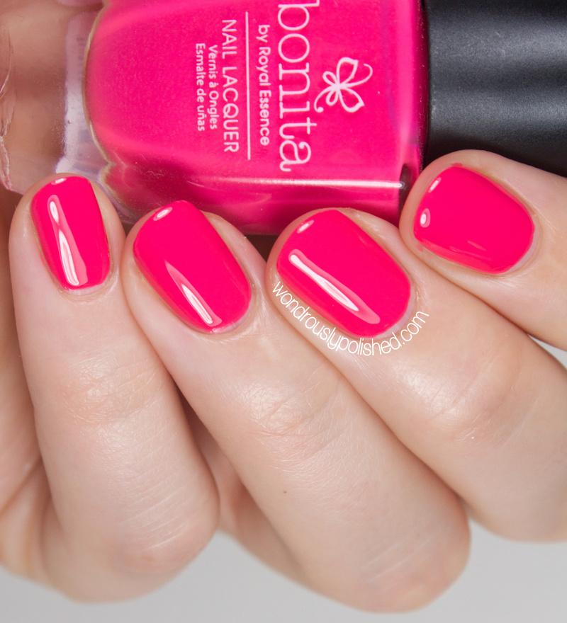 Wondrously Polished: Bonita Colors - You Mint a Lot to Me Summer ...
