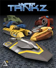 HyperTankz PC Cover