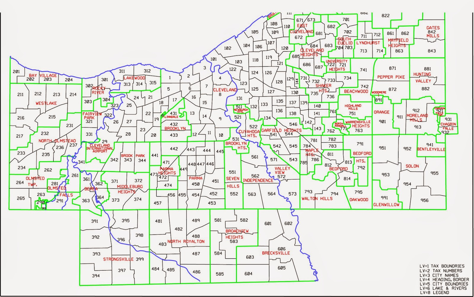 Oh Law Firm >> List of properties with delinquent taxes - Cleveland, OH and surrounding suburbs
