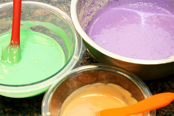 dyed-batter