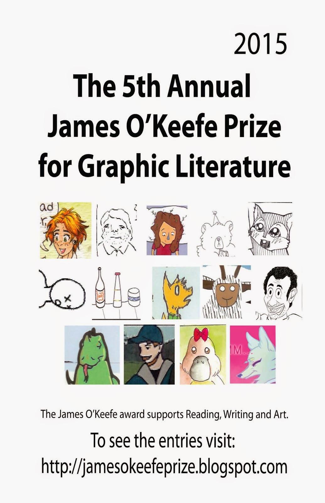 5th James OKeefe Awards