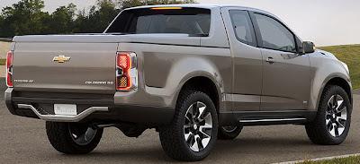Fotos da nova Chevrolet S10 - 2012 2
